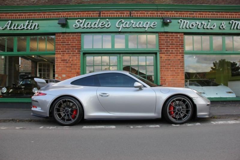 used Porsche 911 GT3 PDK UK RHD 1 Owner in penn-buckinghamshire