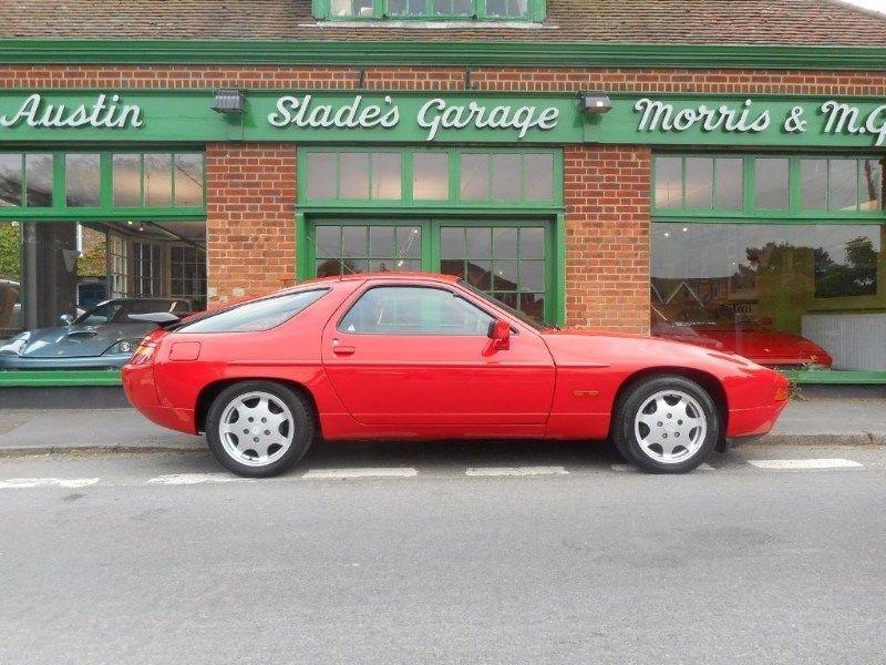 used Porsche 928 S4 GT in penn-buckinghamshire