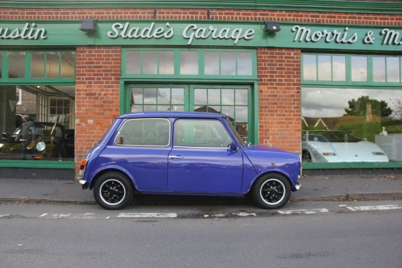 used Rover Mini Paul Smith Ltd Edition UK RHD in penn-buckinghamshire