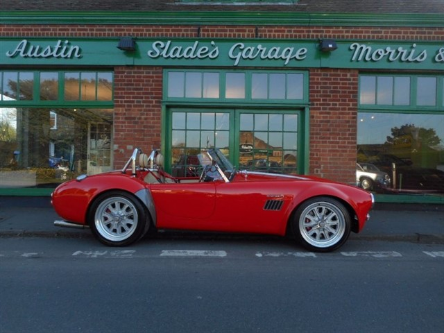used AC Cobra Gardner Douglas in penn-buckinghamshire