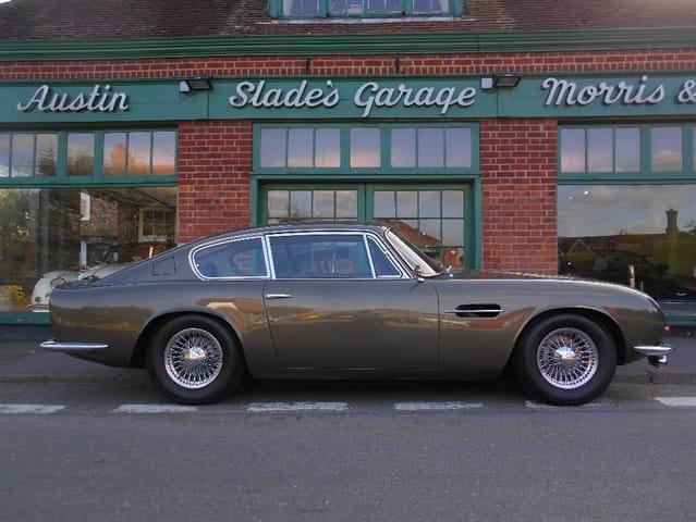 used Aston Martin DB6 MK II Original UK RHD Manual in penn-buckinghamshire