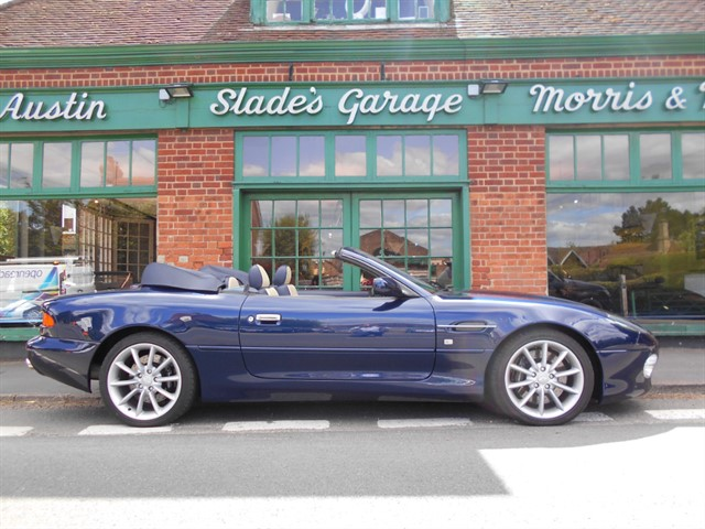 used Aston Martin DB7 Vantage Volante Automatic in penn-buckinghamshire