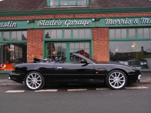 used Aston Martin DB7 Vantage V12 Volante 6 Speed Manual in penn-buckinghamshire