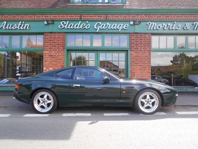 used Aston Martin DB7 i6 in penn-buckinghamshire