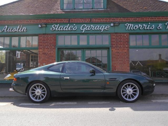 used Aston Martin DB7 Manual Straight Six in penn-buckinghamshire