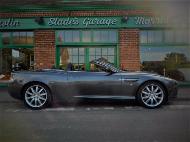 used Aston Martin DB9 V12 Volante Automatic in penn-buckinghamshire