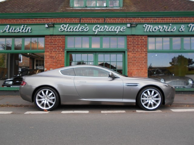 used Aston Martin DB9 V12 in penn-buckinghamshire