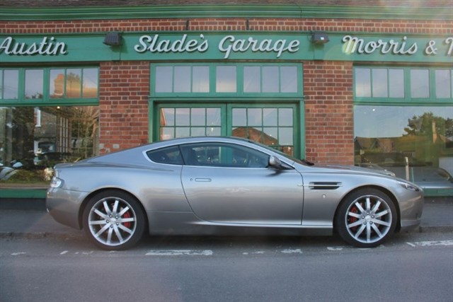 used Aston Martin DB9 V12 Manual in penn-buckinghamshire