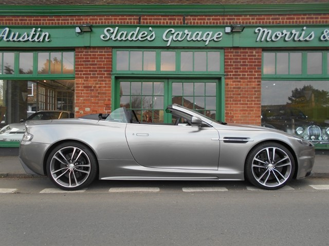 used Aston Martin DBS Volante Automatic in penn-buckinghamshire