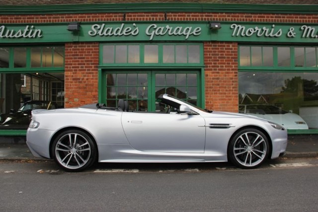 used Aston Martin DBS V12 VOLANTE in penn-buckinghamshire