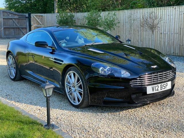 used Aston Martin DBS V12 Manual in penn-buckinghamshire