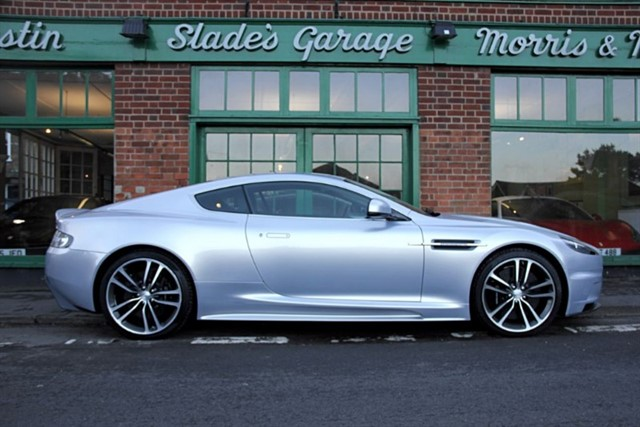 used Aston Martin DBS V12 Coupe Automatic in penn-buckinghamshire
