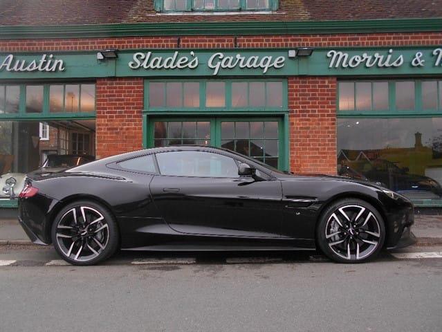 used Aston Martin Vanquish V12 Carbon Edition in penn-buckinghamshire