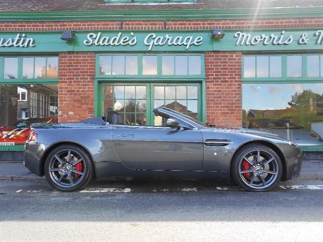 used Aston Martin Vantage V8 Roadster Sportshift in penn-buckinghamshire