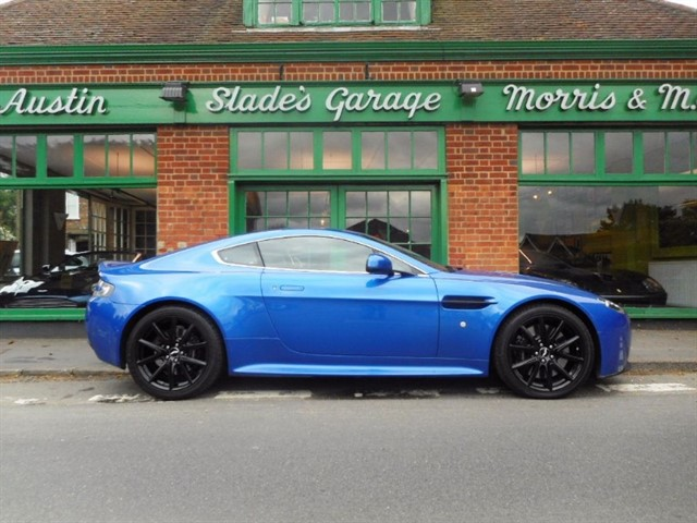 used Aston Martin Vantage S V8 in penn-buckinghamshire