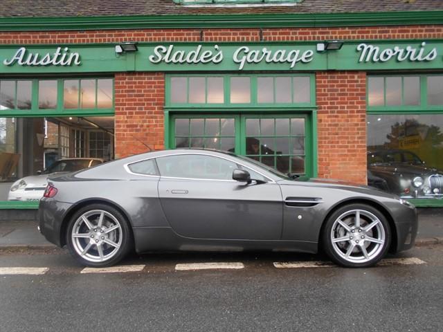 used Aston Martin Vantage V8 in penn-buckinghamshire