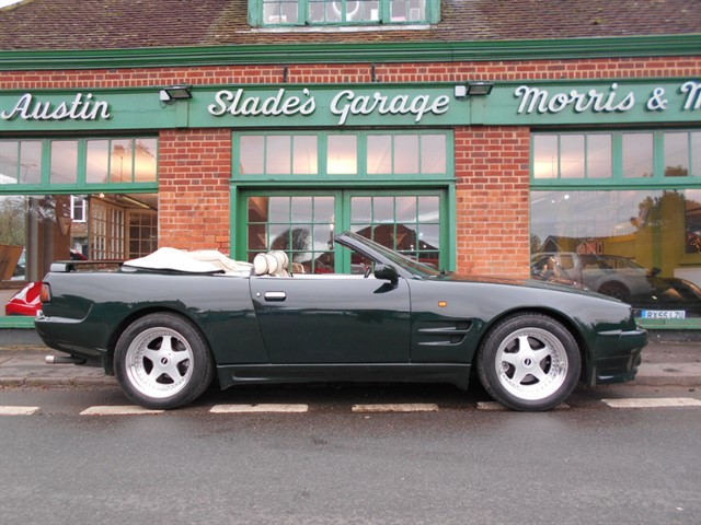 used Aston Martin Virage Volante Wide Body 5.3 V12 in penn-buckinghamshire
