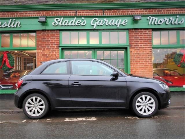 used Audi A1 TFSI SPORT S Tronic in penn-buckinghamshire