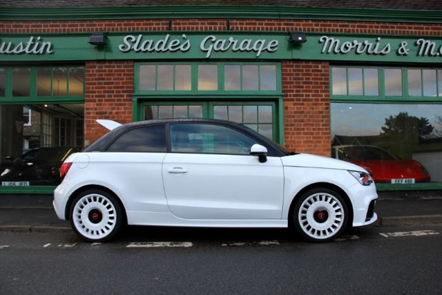 used Audi A1 Quattro in penn-buckinghamshire