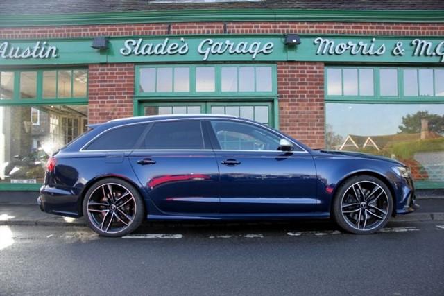 used Audi RS6 Avant RS6 AVANT TFSI V8 QUATTRO in penn-buckinghamshire