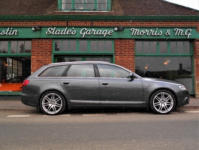 used Audi A6 AVANT TDI QUATTRO S LINE SPECIAL EDITION in penn-buckinghamshire