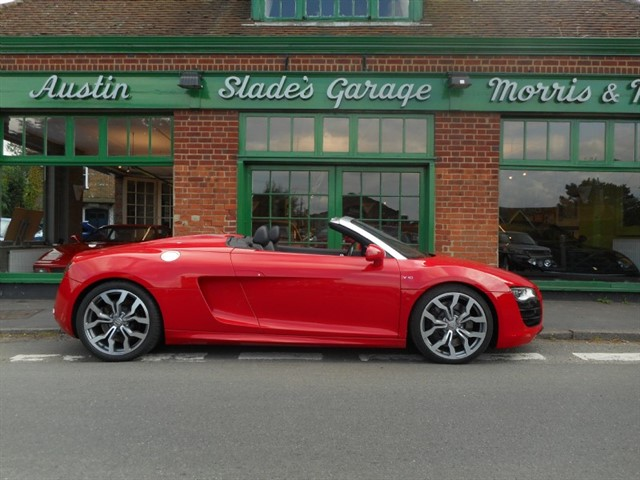 used Audi R8 Spyder V10 Quattro Manual  in penn-buckinghamshire