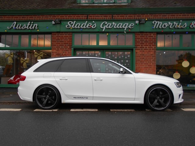 used Audi RS4 AVANT FSI QUATTRO in penn-buckinghamshire