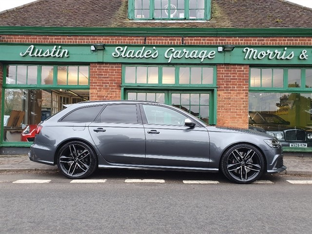 used Audi RS6 AVANT TFSI V8 QUATTRO in penn-buckinghamshire