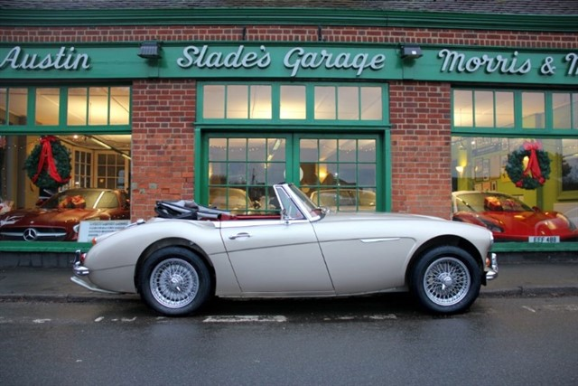 used Austin Healey 3000 in penn-buckinghamshire