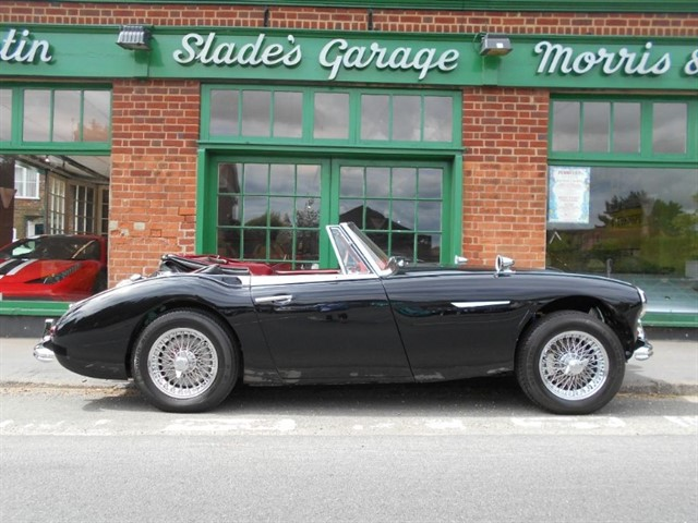 used Austin Healey 3000 2+2 in penn-buckinghamshire