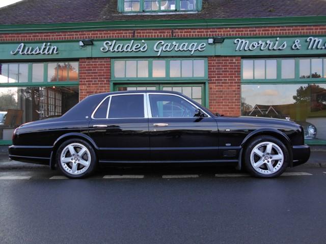 used Bentley Arnage 500 T in penn-buckinghamshire