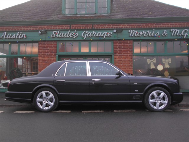 used Bentley Arnage T 500 BHP in penn-buckinghamshire