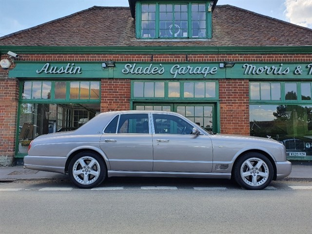 used Bentley Arnage T in penn-buckinghamshire