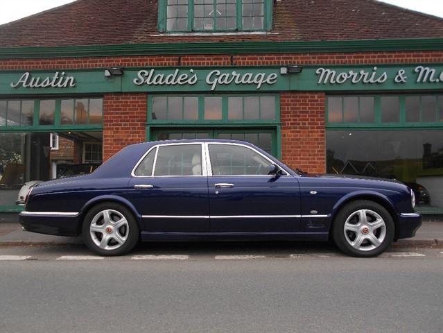 used Bentley Arnage Le Mans Edition in penn-buckinghamshire