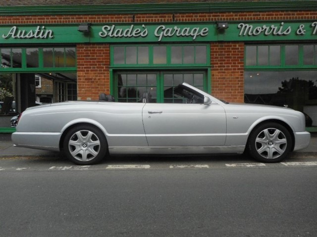 used Bentley Azure Convertible RHD in penn-buckinghamshire
