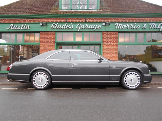 used Bentley Brooklands BROOKLANDS in penn-buckinghamshire