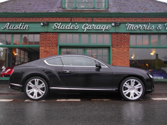 used Bentley Continental GT V8 Mulliner 21,000 miles only FBSH in penn-buckinghamshire