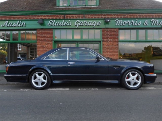 used Bentley Continental T Wide Body in penn-buckinghamshire