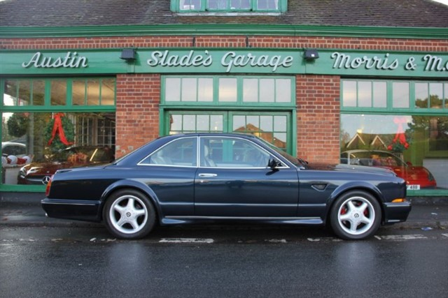 used Bentley Continental T Wide Body SWB in penn-buckinghamshire
