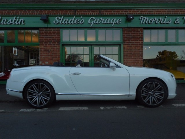 used Bentley Continental GTC Speed in penn-buckinghamshire