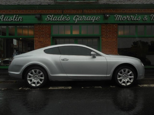 used Bentley Continental GT W12 in penn-buckinghamshire