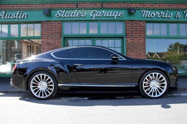 used Bentley Continental GT V8 Mansory Coupe in penn-buckinghamshire