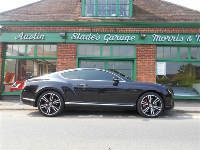 used Bentley Continental GT V8 Coupe in penn-buckinghamshire