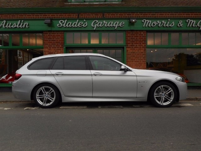 used BMW 520d M SPORT TOURING in penn-buckinghamshire