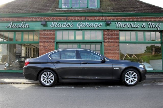 used BMW 520d SE Automatic in penn-buckinghamshire