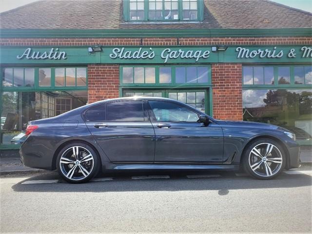 used BMW 730d M SPORT in penn-buckinghamshire