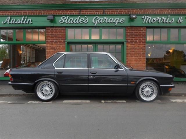 used BMW Alpina B10 3.5 E28 RHD in penn-buckinghamshire