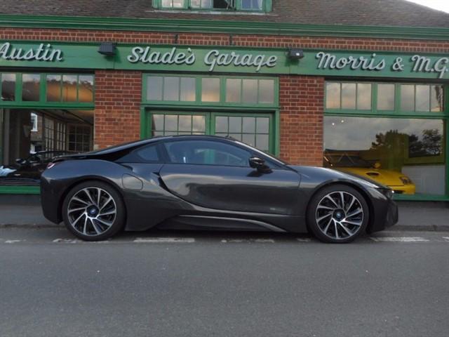 used BMW i8 I8 in penn-buckinghamshire