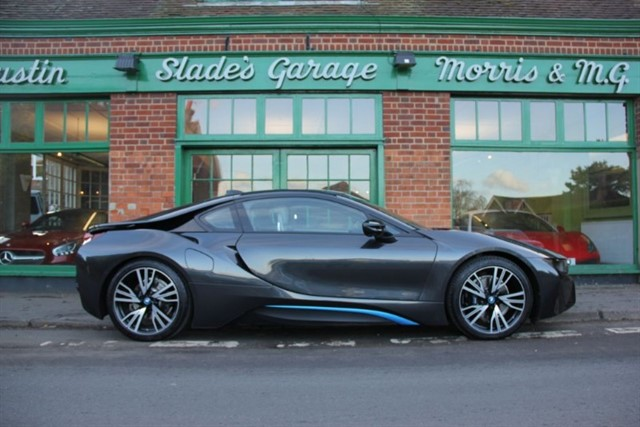 used BMW i8 I8 in penn-buckinghamshire