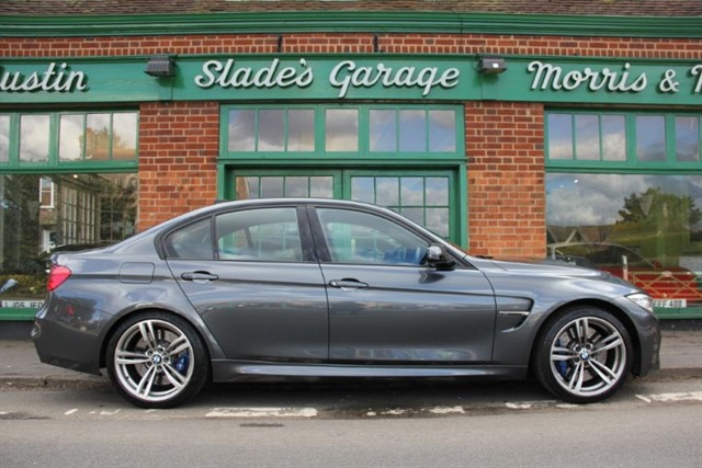 used BMW M3 DCT Only 8,000 Miles in penn-buckinghamshire